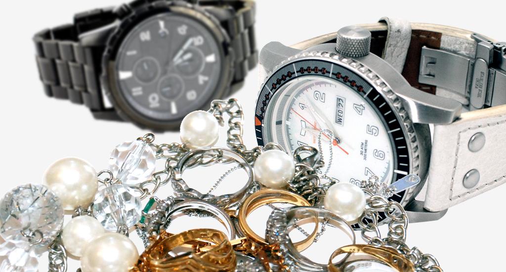 指輪・ネックレス・時計
